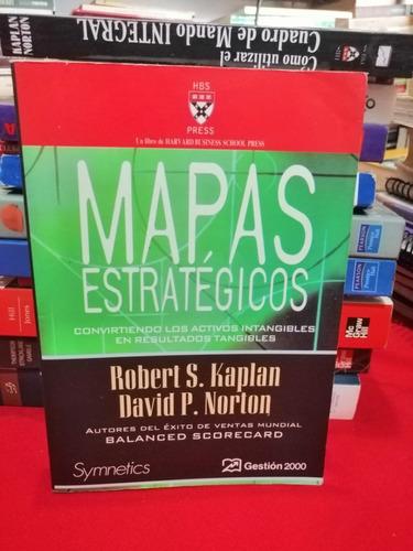 libro mapas estratégicos kaplan y norton  #33