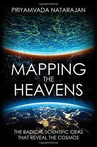 libro mapping the heavens: the radical scientific ideas that