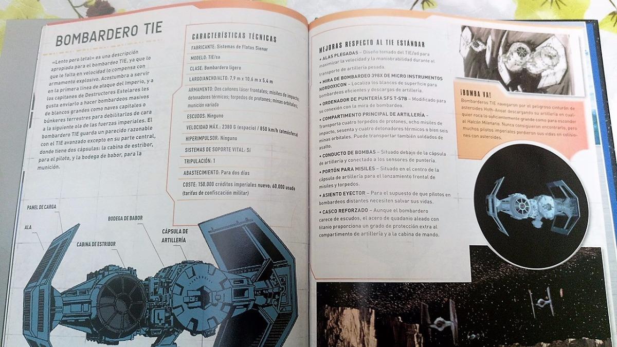 Libro Maqueta Para Armar! Caza De La Guerra De Las Galaxias! - $ 700 ...