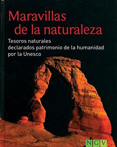 libro maravillas de la naturaleza: tesoros naturales declara
