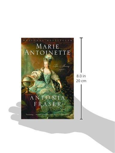 libro marie antoinette: the journey - nuevo
