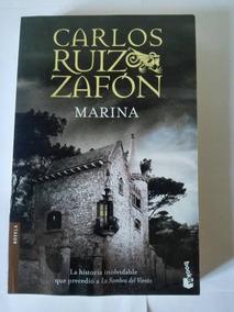 Libro Marina De Carlos Ruiz Zafon
