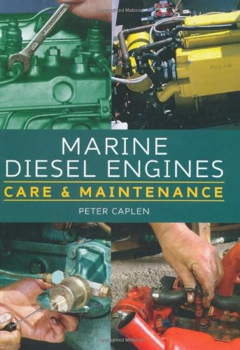 libro marine diesel engines: care & maintenance - nuevo