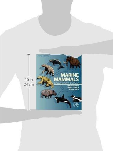 libro marine mammals: evolutionary biology - nuevo