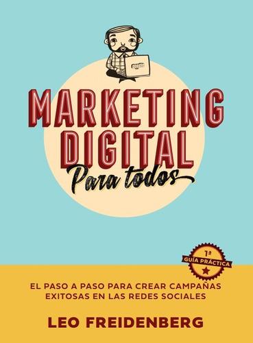 libro marketing digital para todos