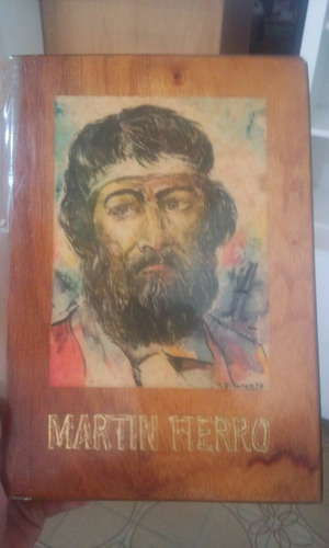 libro martin fierro