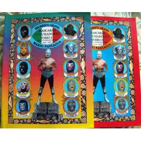 Libro, Mascaras Y Luchadores Paquete, 2 Tomos