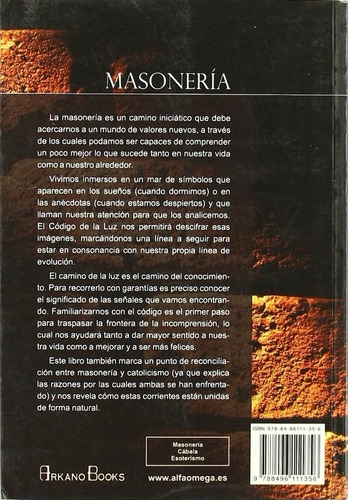 libro, masonería el código de luz de kabaleb y kashiel.