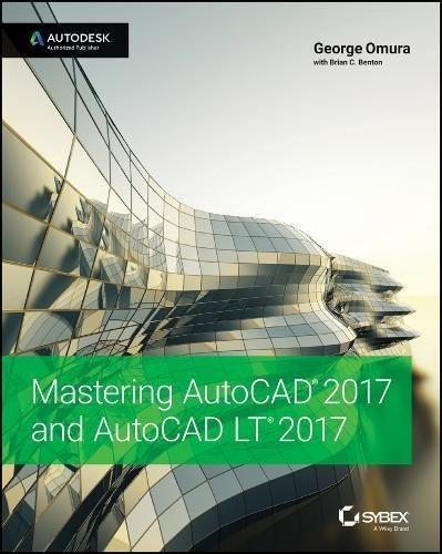 libro mastering autocad 2017 and autocad lt 2017 - nuevo