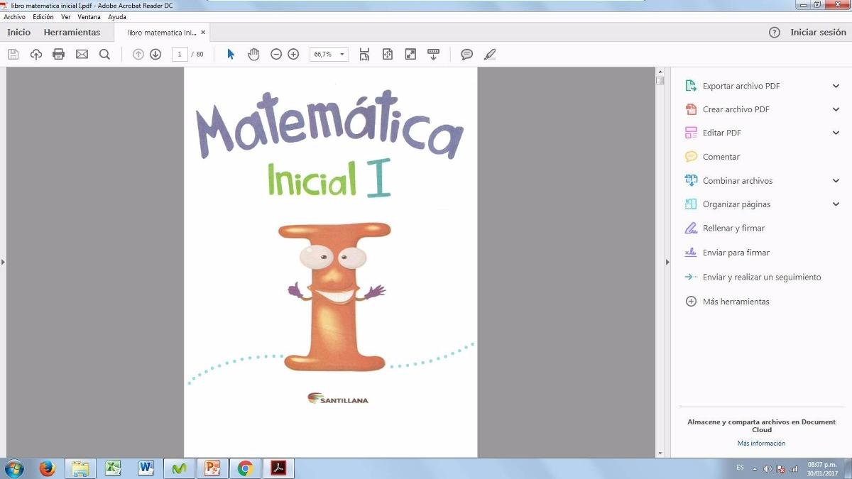 Matematica 1 Santillana Pdf