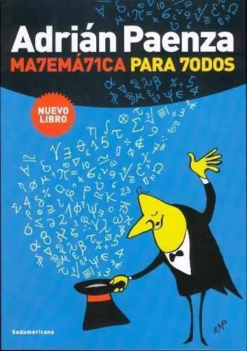 libro: matemática para todos - adrián paenza - pdf