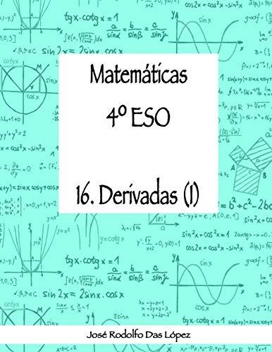 Libro : Matemáticas 4º Eso - 16. Derivadas (i) - Das... - $ 3.404,00 ...