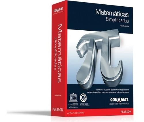 libro matemáticas simplificadas / 4 ed. nuevo! oferta!