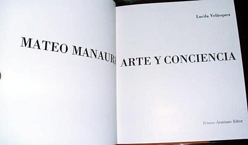 libro mateo manaure arte y conciencia d lucila marquez