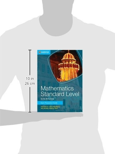 libro mathematics standard level for ib diploma exam prepa