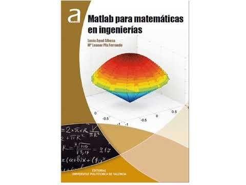 libro matlab para matemáticas en ingenieria trading