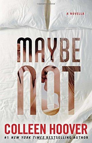 libro maybe not: a novella - nuevo