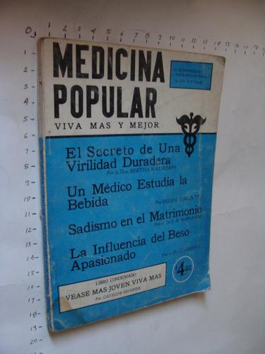 libro medicina popular, 120 paginas