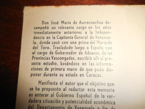 libro memoria del departamento de venezuela 1959