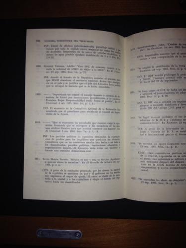 libro memoria periodística del terremoto de 1985