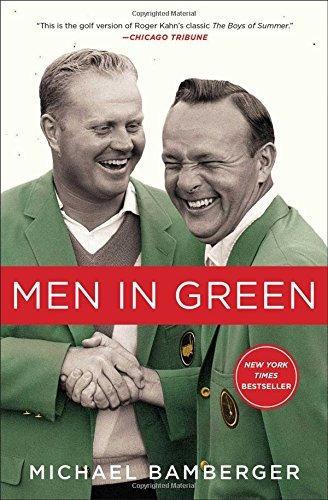 libro men in green - nuevo
