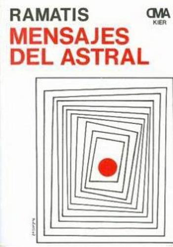 libro, mensajes del astral de ramatis.