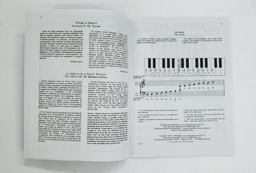 libro método para piano michael aaron
