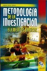 libro metodología de la investigación autor jesús a.silva