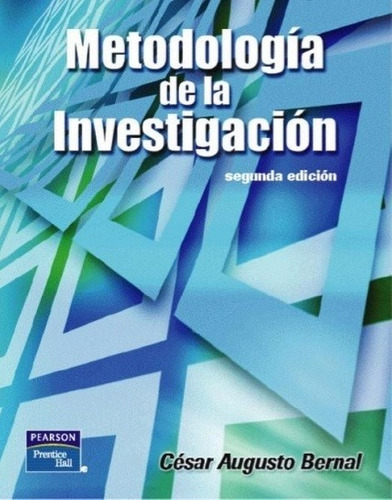 libro: metodologia investigacion