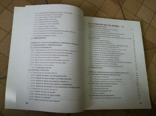 libro métodos numéricos aplicados en ingeniería, mcgraw-hill