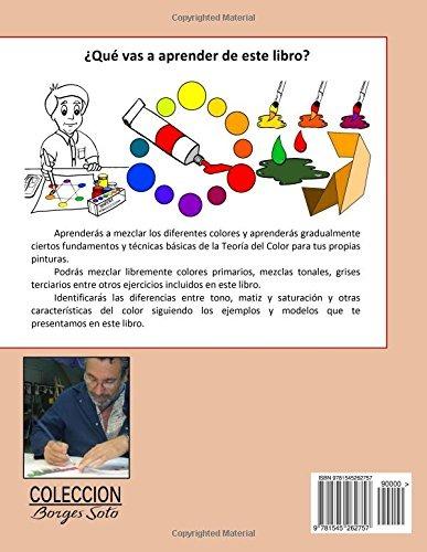 Libro : Mezclando Colores: Teoria Del Color Para Ninos (c ...