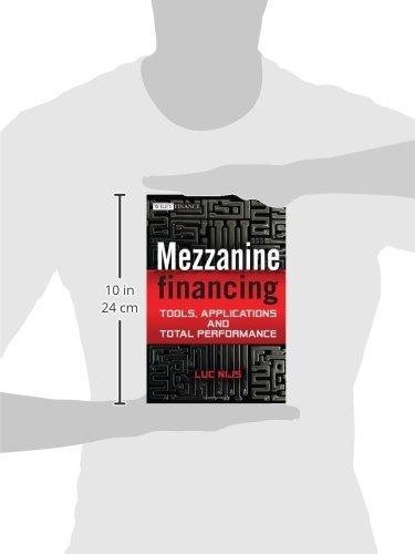 libro mezzanine financing: tools, applications and total per