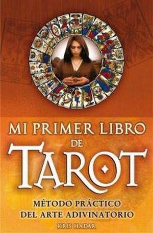 libro mi primer libro de tarot método práctico