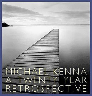 libro michael kenna: a 20 year retrospective - nuevo