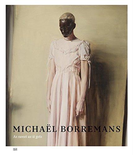 libro michaël borremans: as sweet as it gets - nuevo