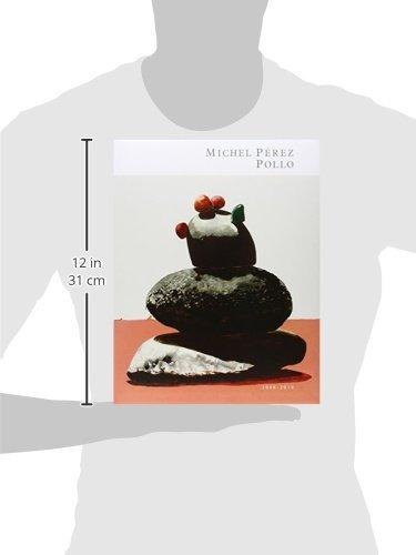 libro michel pérez pollo: 2008-2014 - nuevo