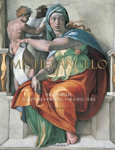 libro michelangelo: the complete sculpture, painting, archit