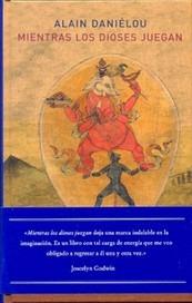 libro mientras los dioses juegan- a danielou- atalanta-