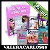 libro milagro para el embarazo, completo + bonus ( digital )