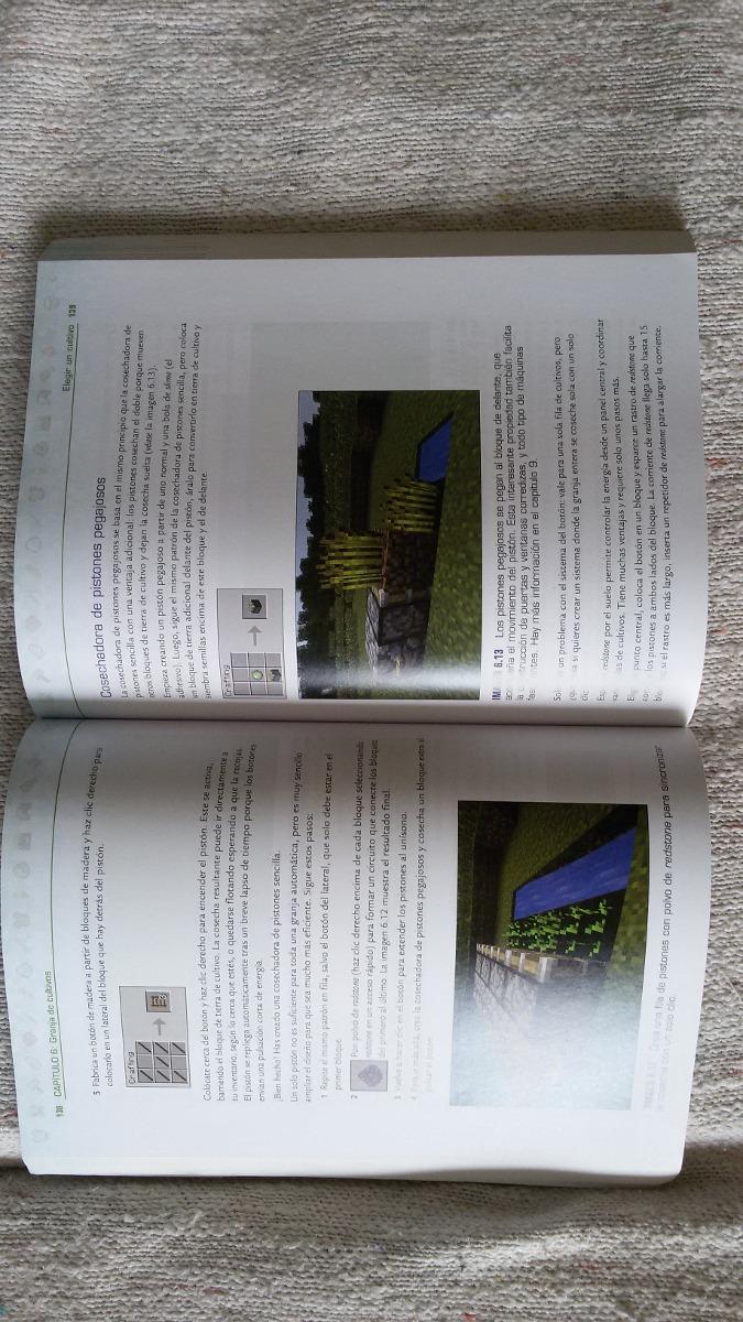 Excepcional Libro De Color Minecraft Componente - Enmarcado Para ...