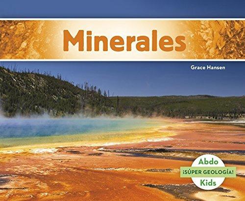 libro : minerales (super geologia!) (spanish edition)