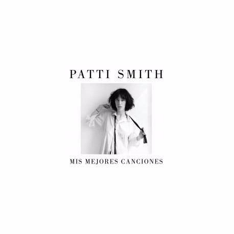 libro mis mejores canciones  patti  smith.  nuevo