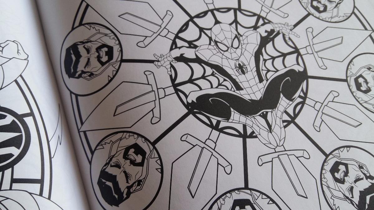 Contemporáneo Spiderman Para Colorear Libros Bosquejo - Ideas Para ...