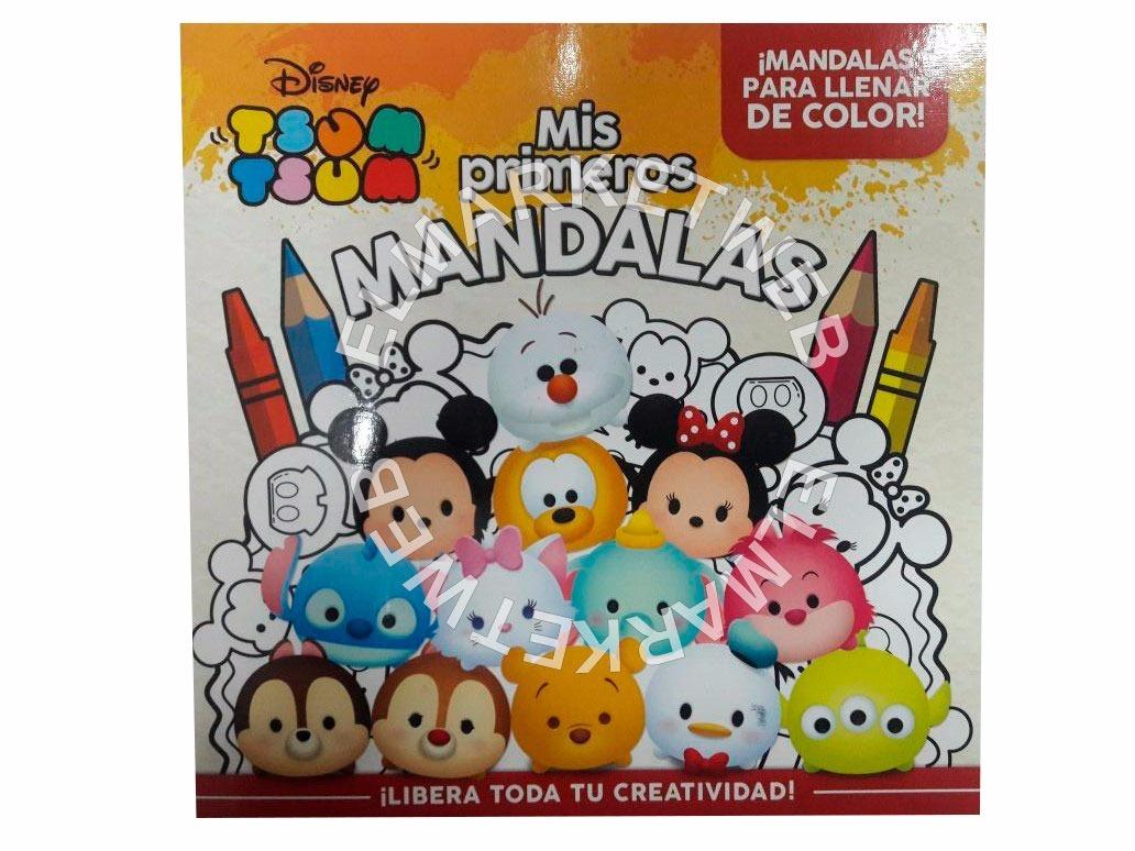 Mandalas Para Colorear De Disney