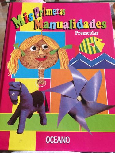 libro mis primeras manualidades preescolar