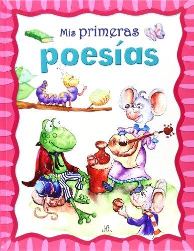 libro mis primeras poesías - nuevo