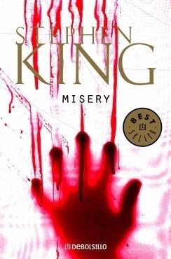 libro misery de stephen king