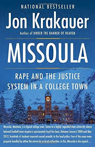 libro missoula: rape and the justice system in a college t i