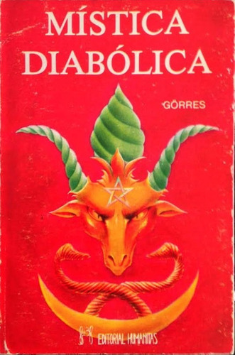 libro mística diabólica