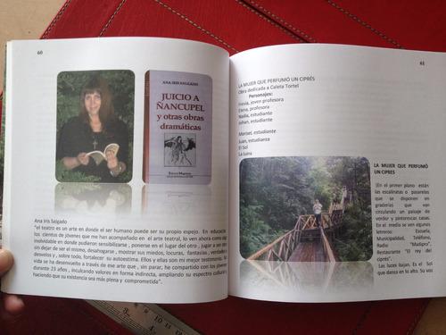 libro mito rito y dramaturgia en la patagonia teatro aysen
